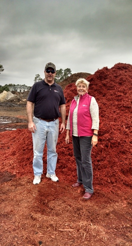 high-quality mulch colorants