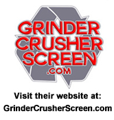 Grinder Crusher Screen logo